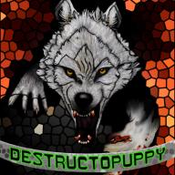 Destructopup